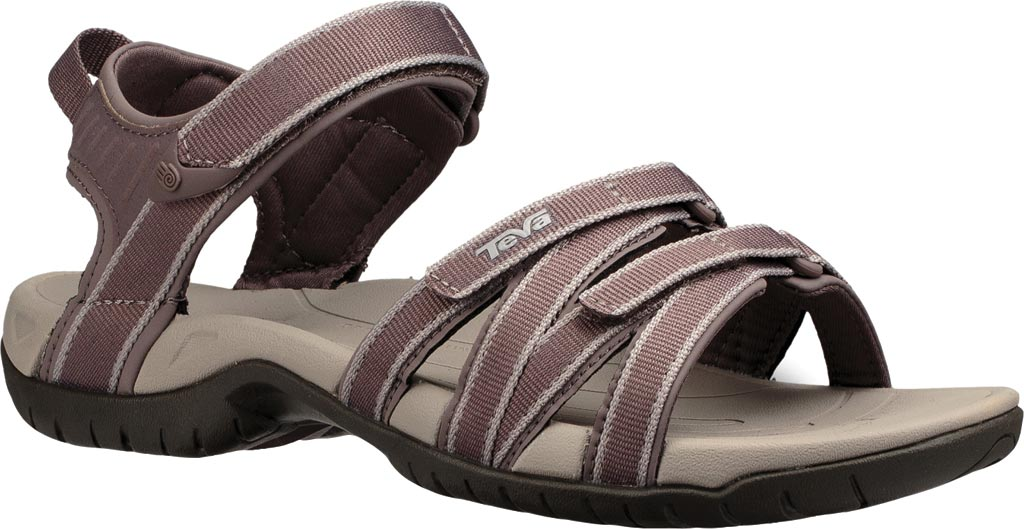 Women's Teva Tirra, Plum Truffle Synthetic, large, image 1