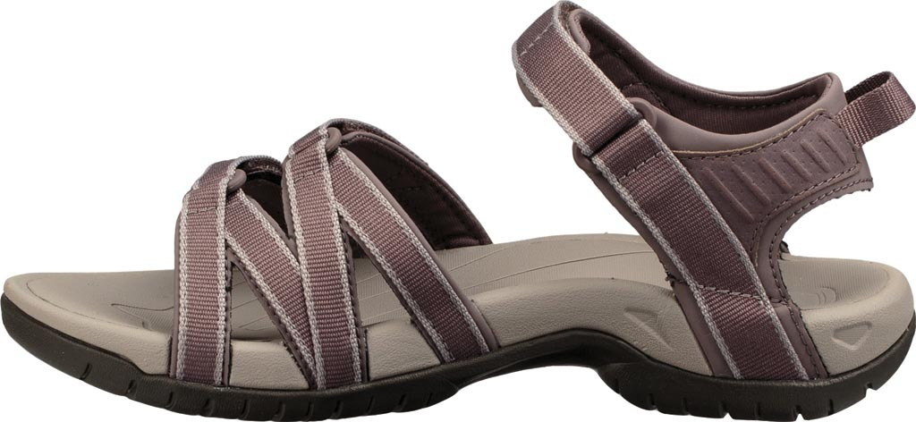 Women's Teva Tirra, Plum Truffle Synthetic, large, image 3