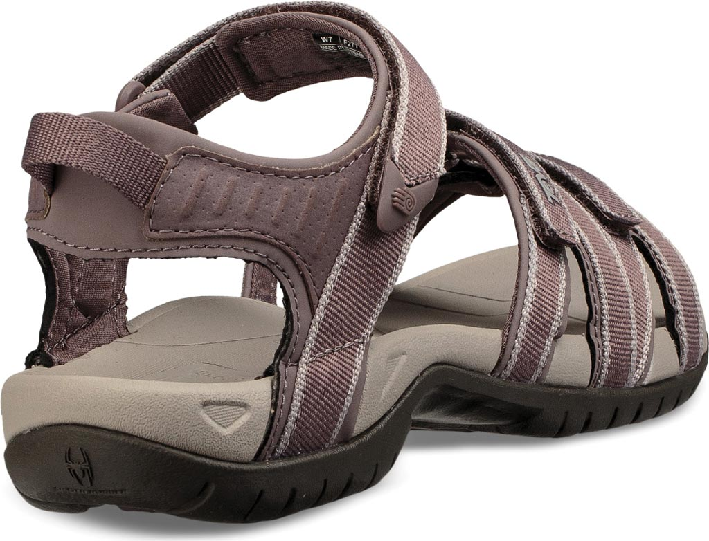Women's Teva Tirra, Plum Truffle Synthetic, large, image 4