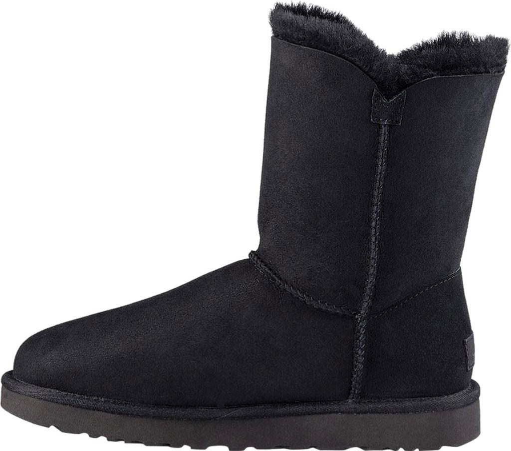 Women's UGG Bailey Button II Boot, Black 2, large, image 3