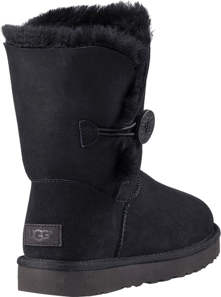 Women's UGG Bailey Button II Boot, Black 2, large, image 4