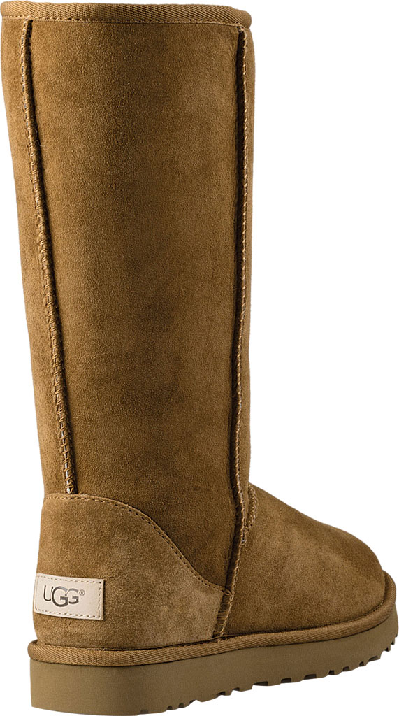 Women's UGG Classic Tall II Boot, Chestnut 2, large, image 4