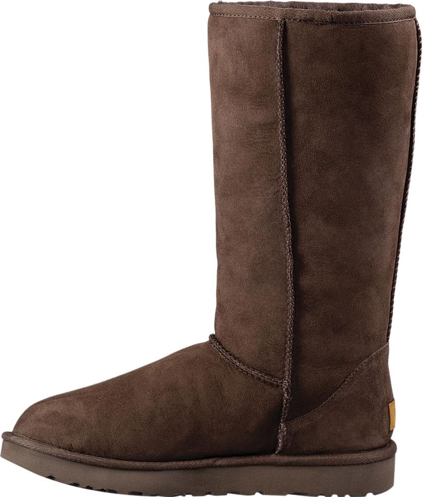 Women's UGG Classic Tall II Boot, Chocolate 2, large, image 3