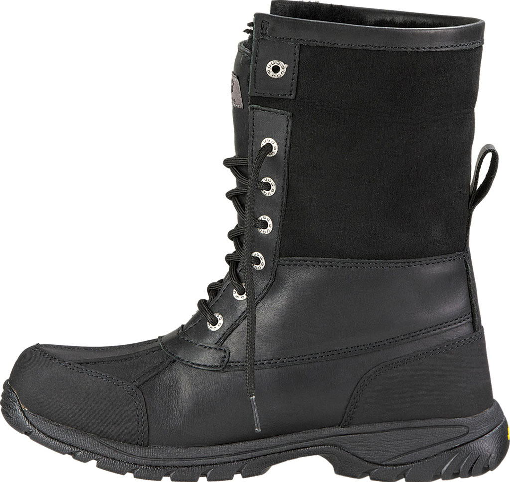 Men's UGG Butte, Black, large, image 3