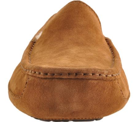 Men's UGG Ascot Suede Slipper, Chestnut, large, image 4