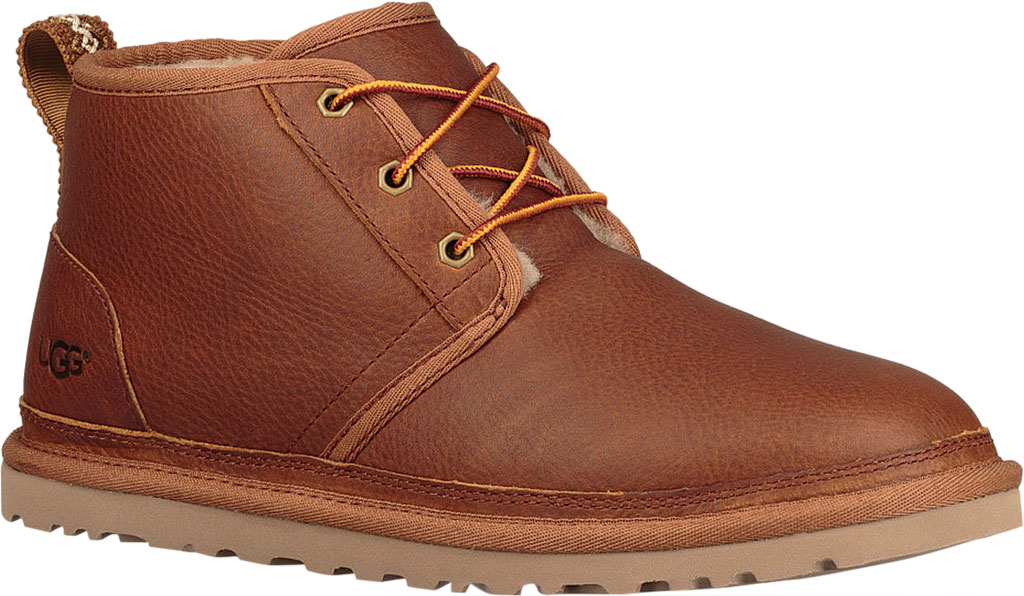 Men's UGG Neumel Boot, Chestnut Leather, large, image 1