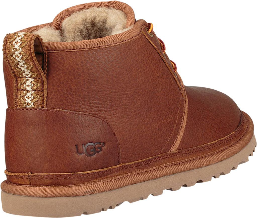Men's UGG Neumel Boot, Chestnut Leather, large, image 4
