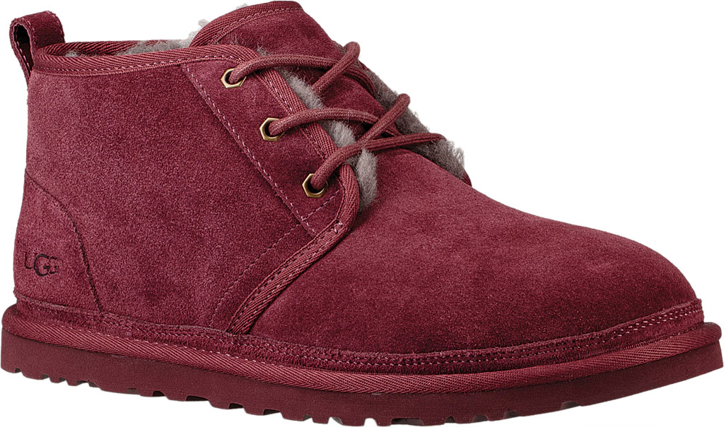 Men's UGG Neumel Boot, Cordovan Cow Suede, large, image 1