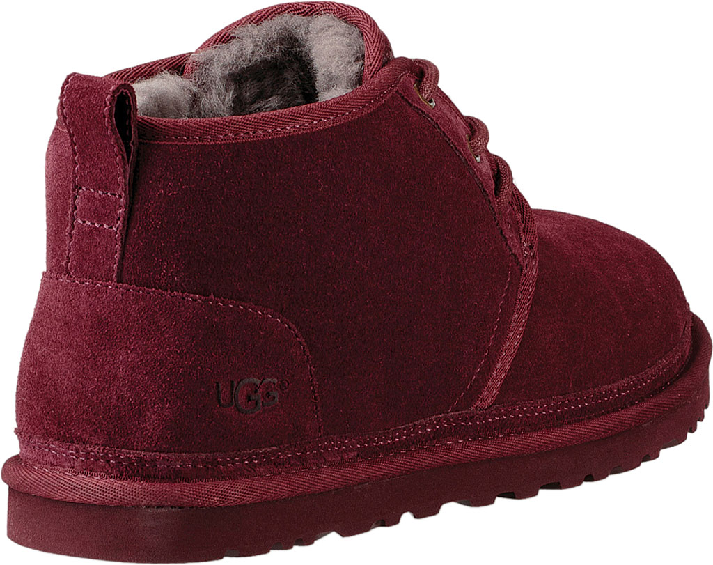 Men's UGG Neumel Boot, Cordovan Cow Suede, large, image 4
