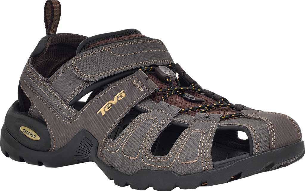 Men's Teva Forebay, Turkish Coffee, large, image 1