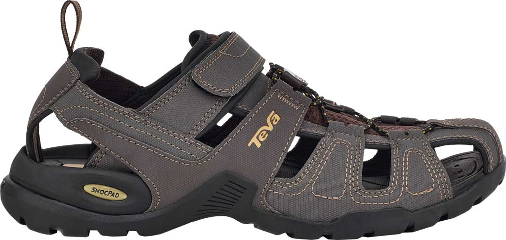 Men's Teva Forebay, Turkish Coffee, large, image 2