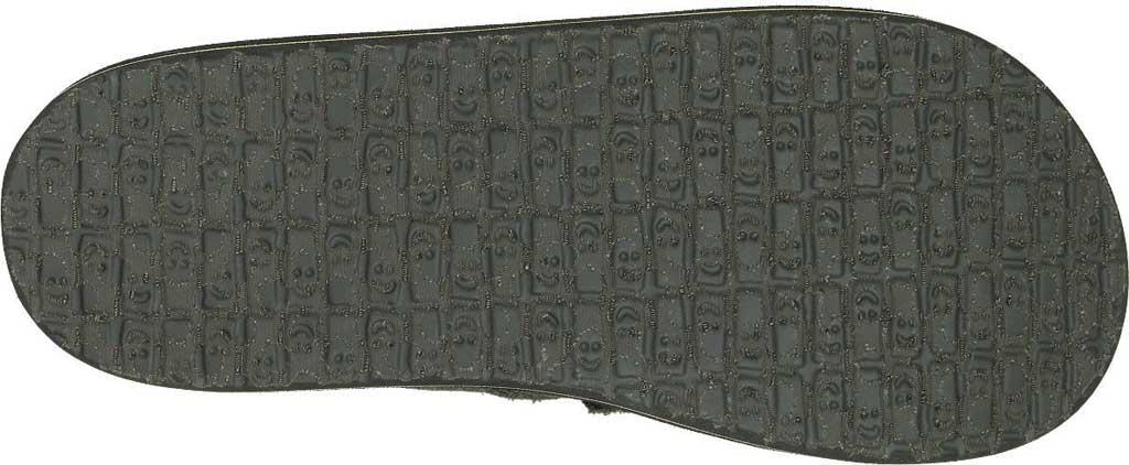 Men's Sanuk Vagabond, Charcoal, large, image 6