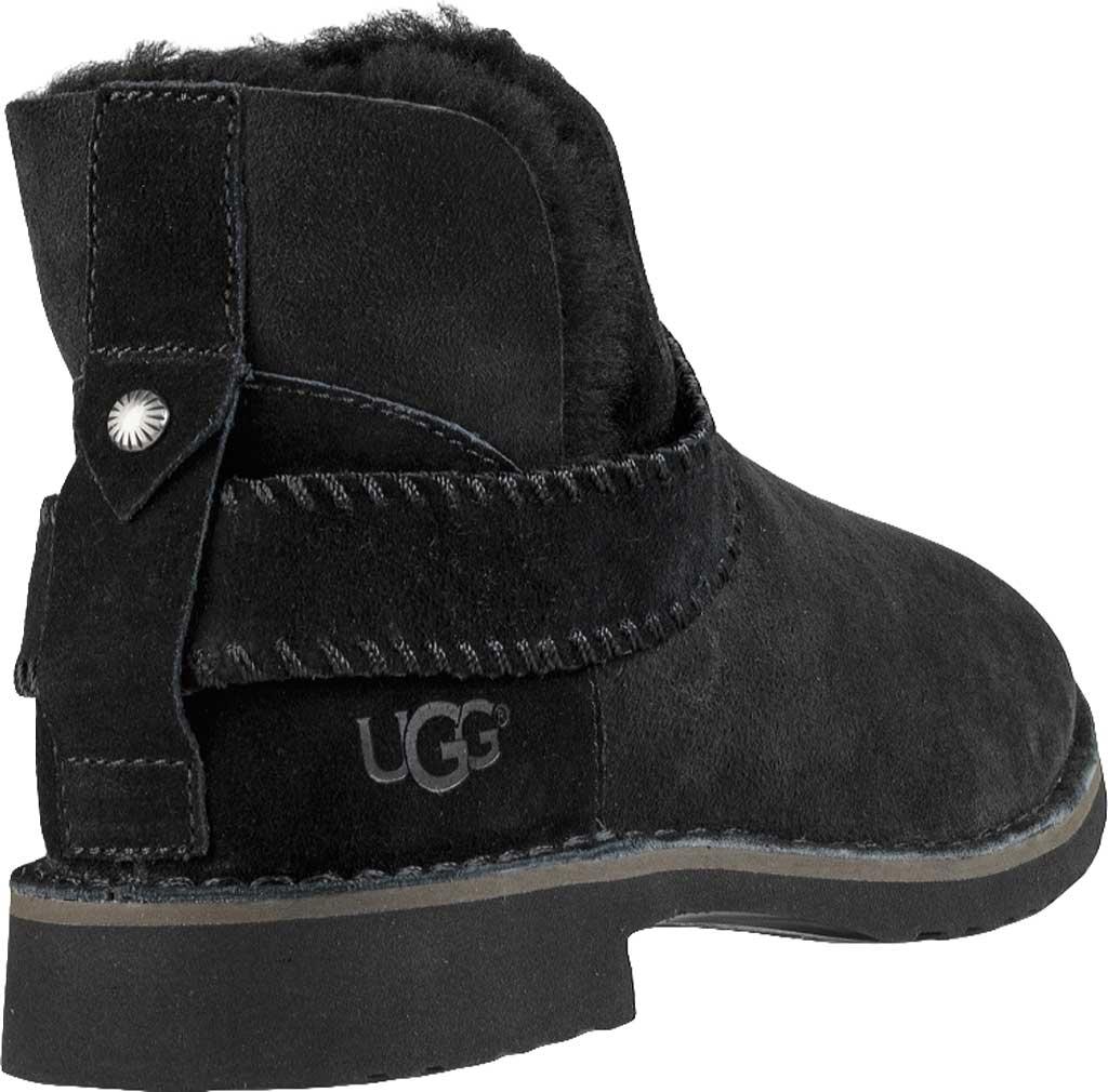 Women's UGG McKay Bootie, Black, large, image 4