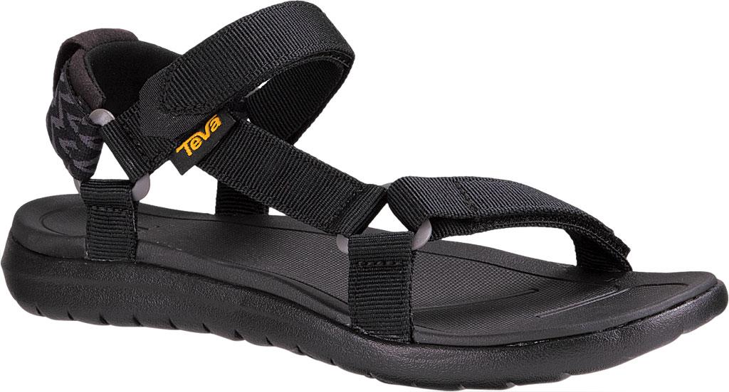 Women's Teva Sanborn Universal Sport Sandal, Black, large, image 1