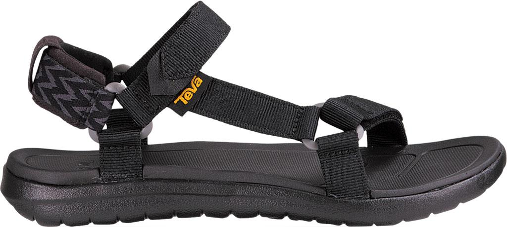 Women's Teva Sanborn Universal Sport Sandal, Black, large, image 2