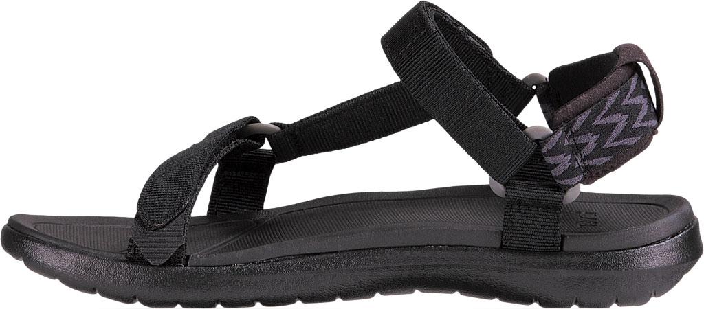 Women's Teva Sanborn Universal Sport Sandal, Black, large, image 3