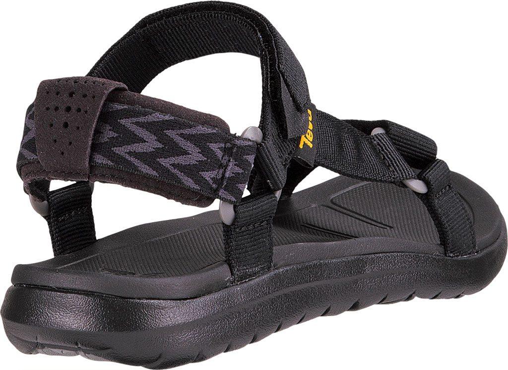 Women's Teva Sanborn Universal Sport Sandal, Black, large, image 4