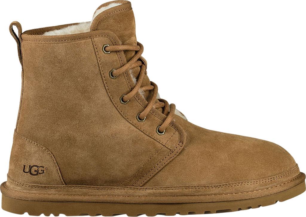 Men's UGG Harkley Ankle Boot, Chestnut Suede, large, image 2