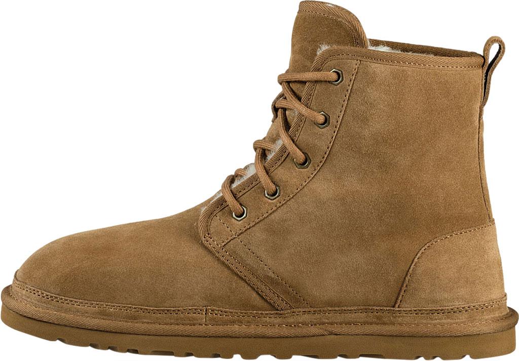 Men's UGG Harkley Ankle Boot, Chestnut Suede, large, image 3