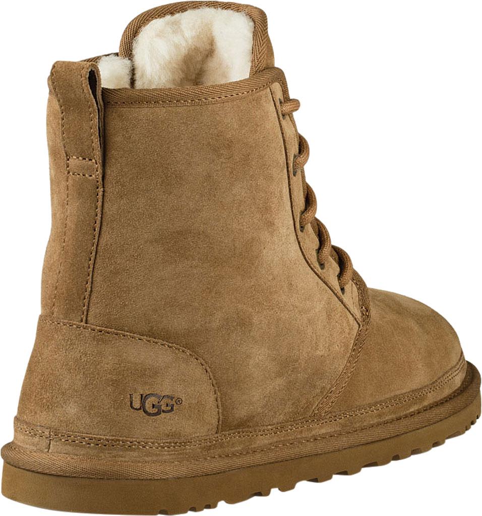Men's UGG Harkley Ankle Boot, Chestnut Suede, large, image 4