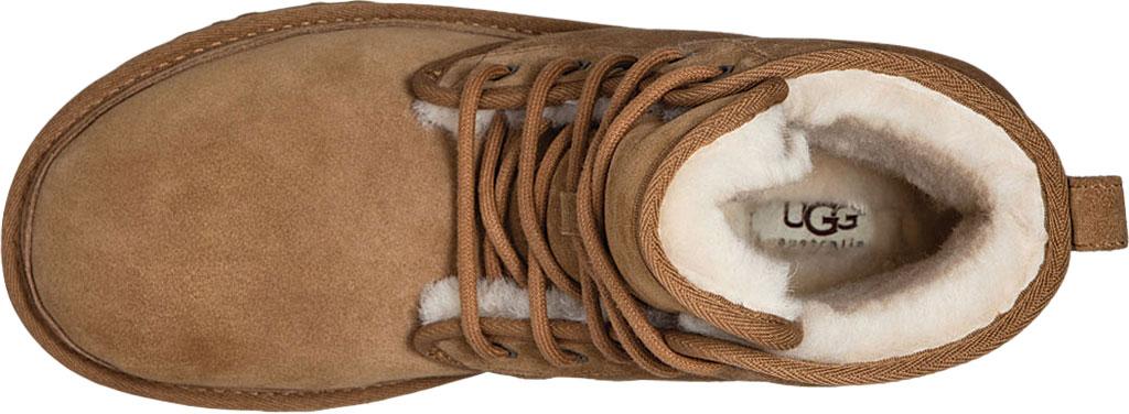 Men's UGG Harkley Ankle Boot, Chestnut Suede, large, image 5