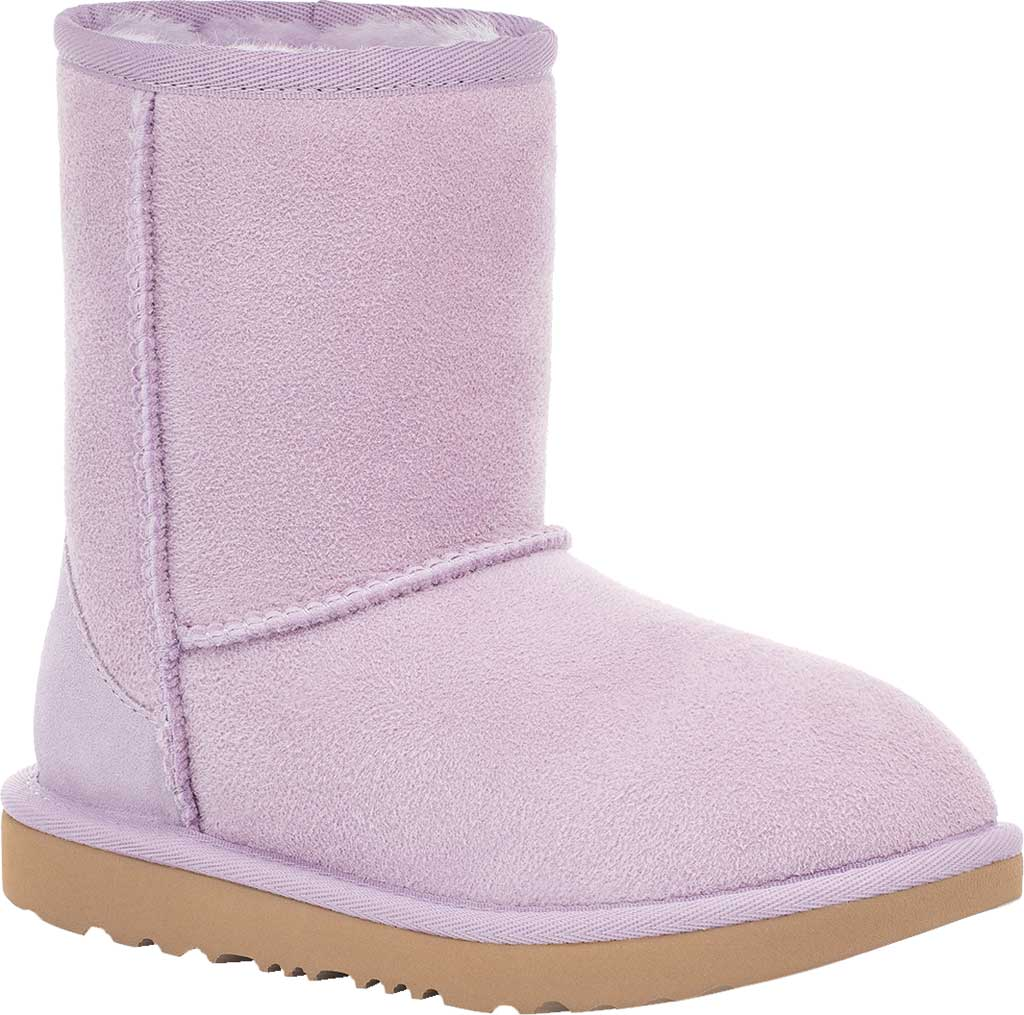 Children's UGG Classic II Kids Boot, Lilac Frost Twinface Sheepskin, large, image 1