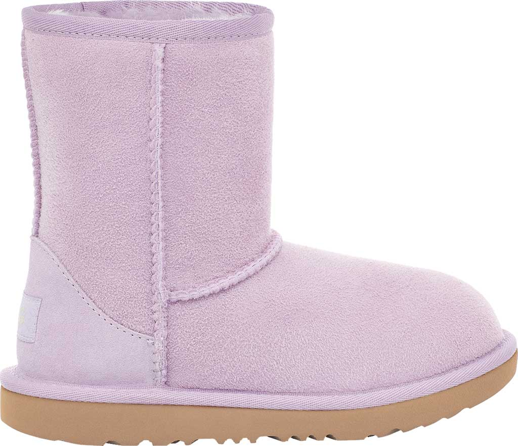 Children's UGG Classic II Kids Boot, Lilac Frost Twinface Sheepskin, large, image 2
