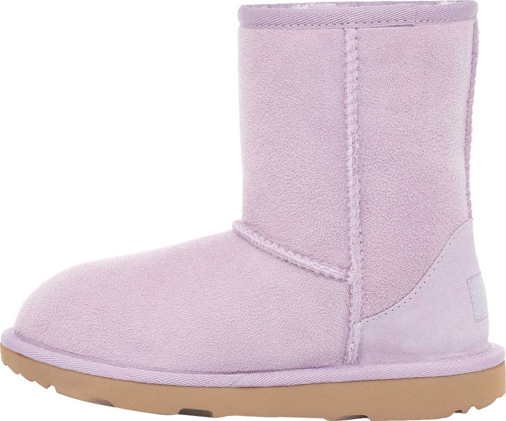 Children's UGG Classic II Kids Boot, Lilac Frost Twinface Sheepskin, large, image 3