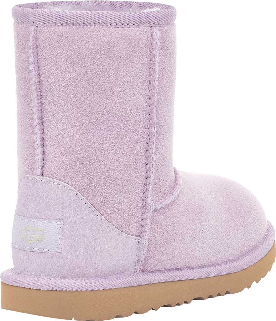 Children's UGG Classic II Kids Boot, Lilac Frost Twinface Sheepskin, large, image 4