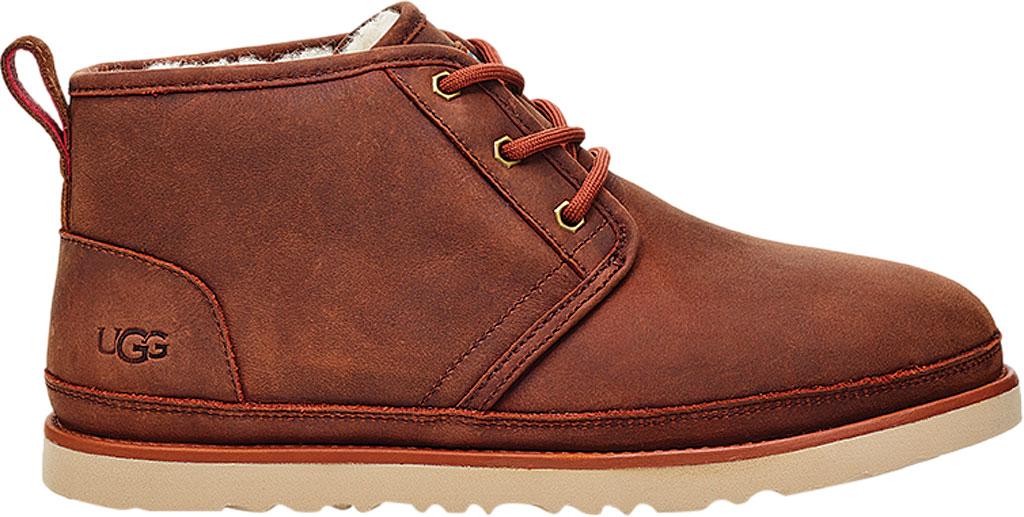 Men's UGG Neumel Waterproof Chukka Boot, Chestnut Full Grain Leather, large, image 1