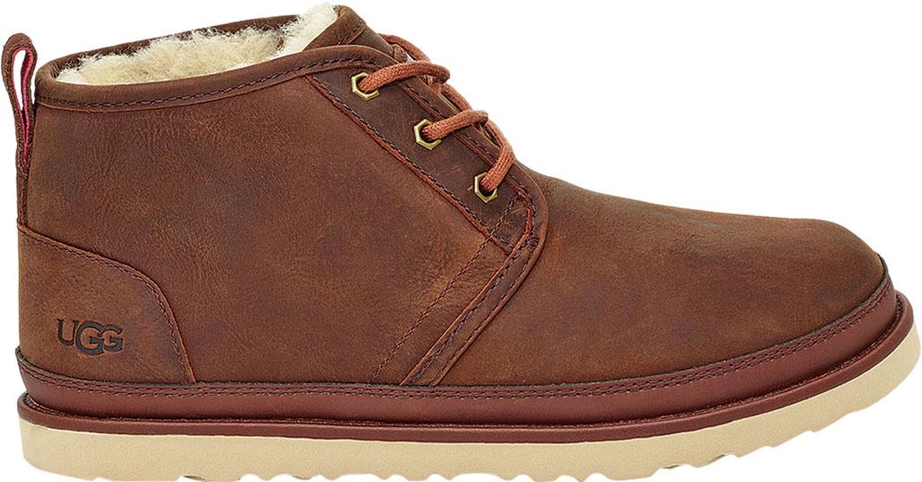 Men's UGG Neumel Waterproof Chukka Boot, Chestnut Full Grain Leather, large, image 2