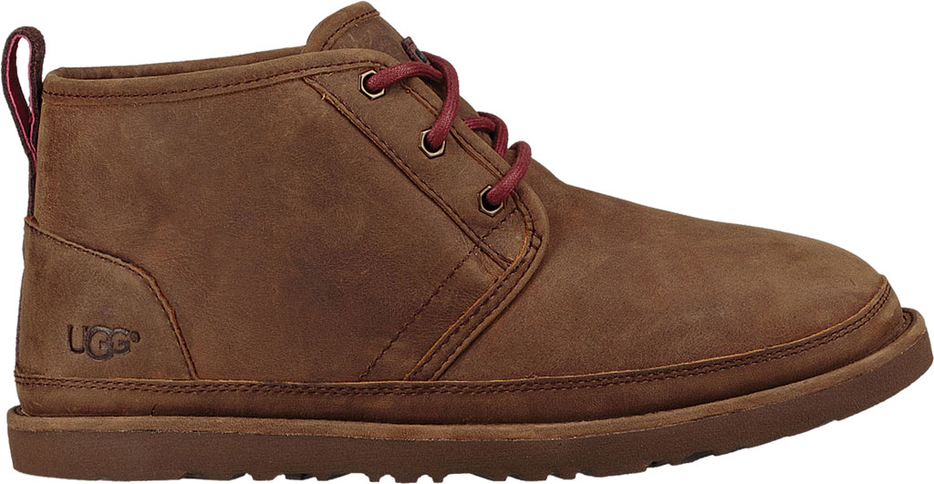Men's UGG Neumel Waterproof Chukka Boot, Military Sand Leather, large, image 2
