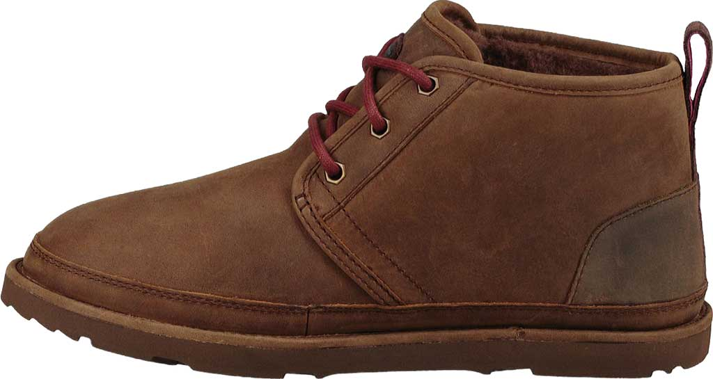 Men's UGG Neumel Waterproof Chukka Boot, Military Sand Leather, large, image 3
