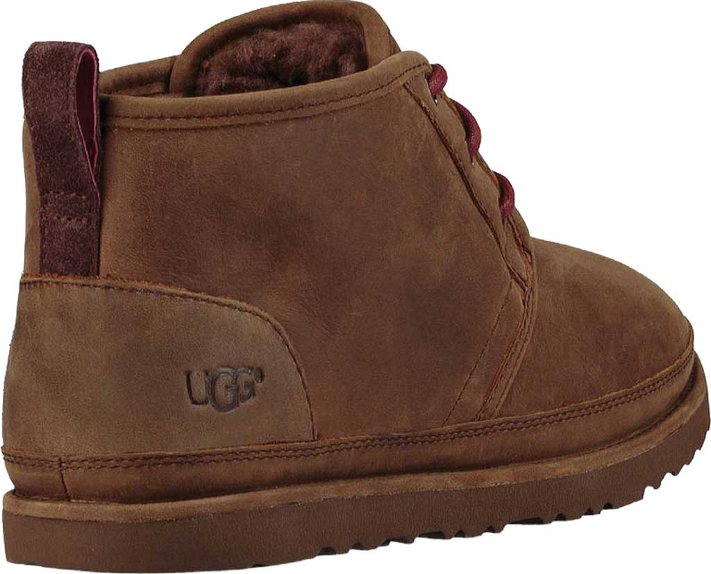 Men's UGG Neumel Waterproof Chukka Boot, Military Sand Leather, large, image 4