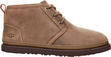 Men's UGG Neumel Waterproof Chukka Boot, Military Sand Leather, large, image 1