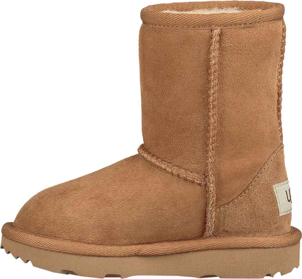 Infant UGG Classic II Toddlers Boot, Chestnut Twinface, large, image 3