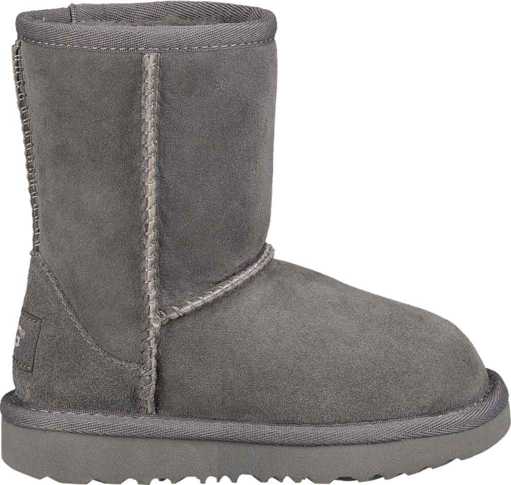 Infant UGG Classic II Toddlers Boot, Grey Twinface, large, image 2