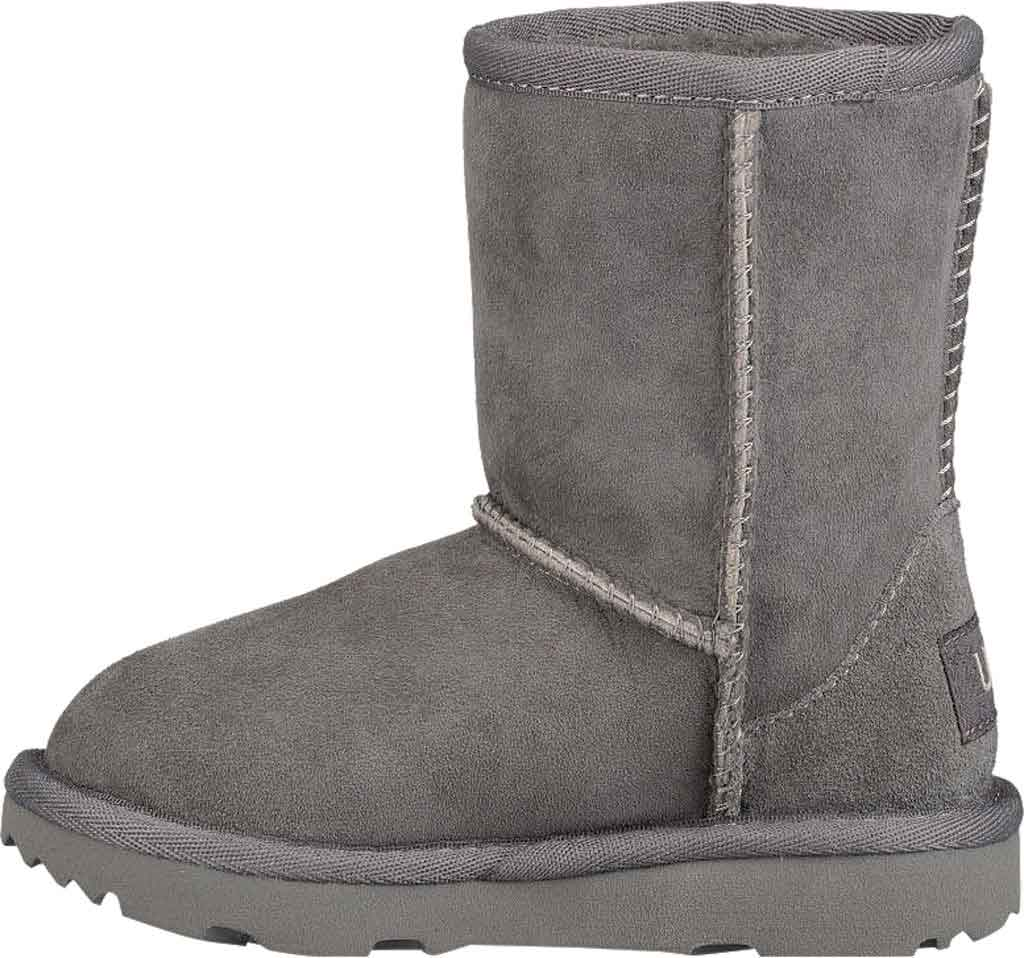 Infant UGG Classic II Toddlers Boot, Grey Twinface, large, image 3