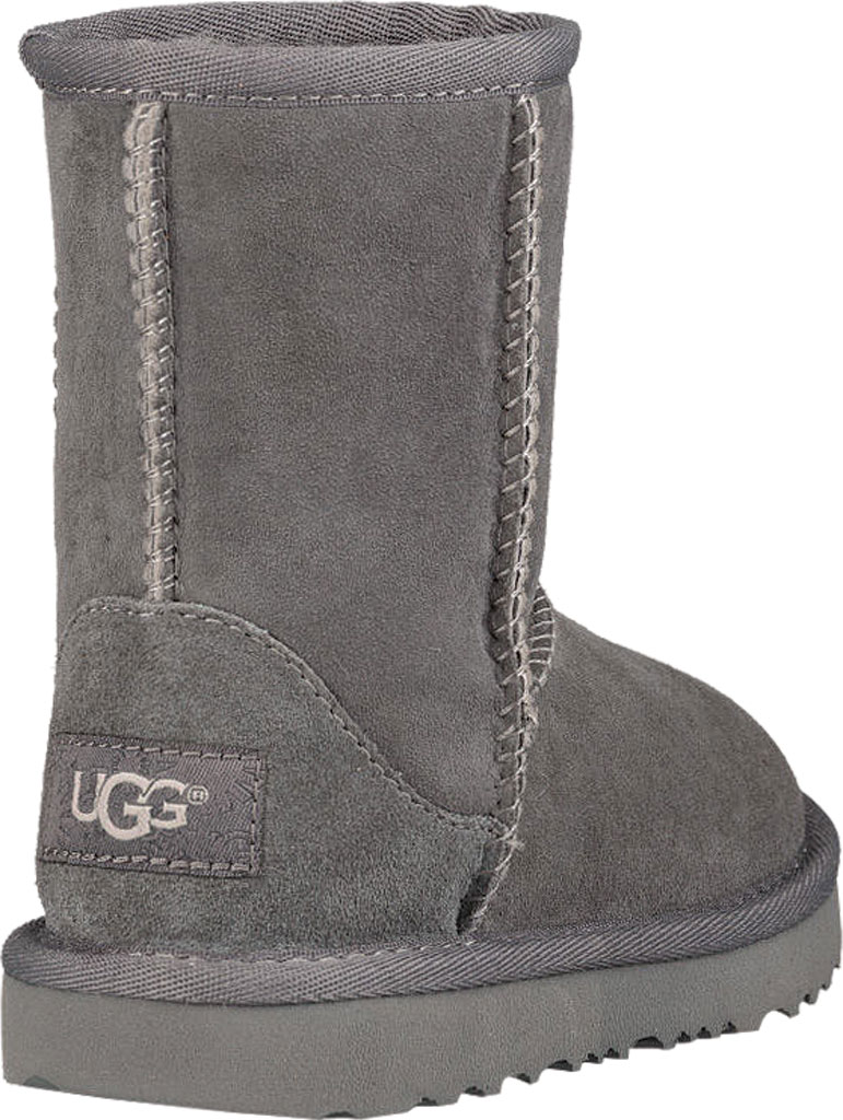 Infant UGG Classic II Toddlers Boot, Grey Twinface, large, image 4