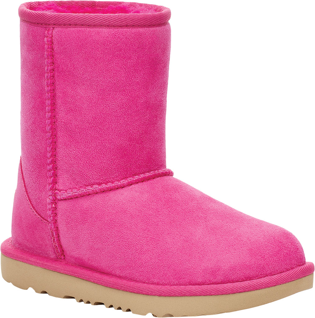Infant UGG Classic II Toddlers Boot, Rock Rose Twinface Sheepskin, large, image 1