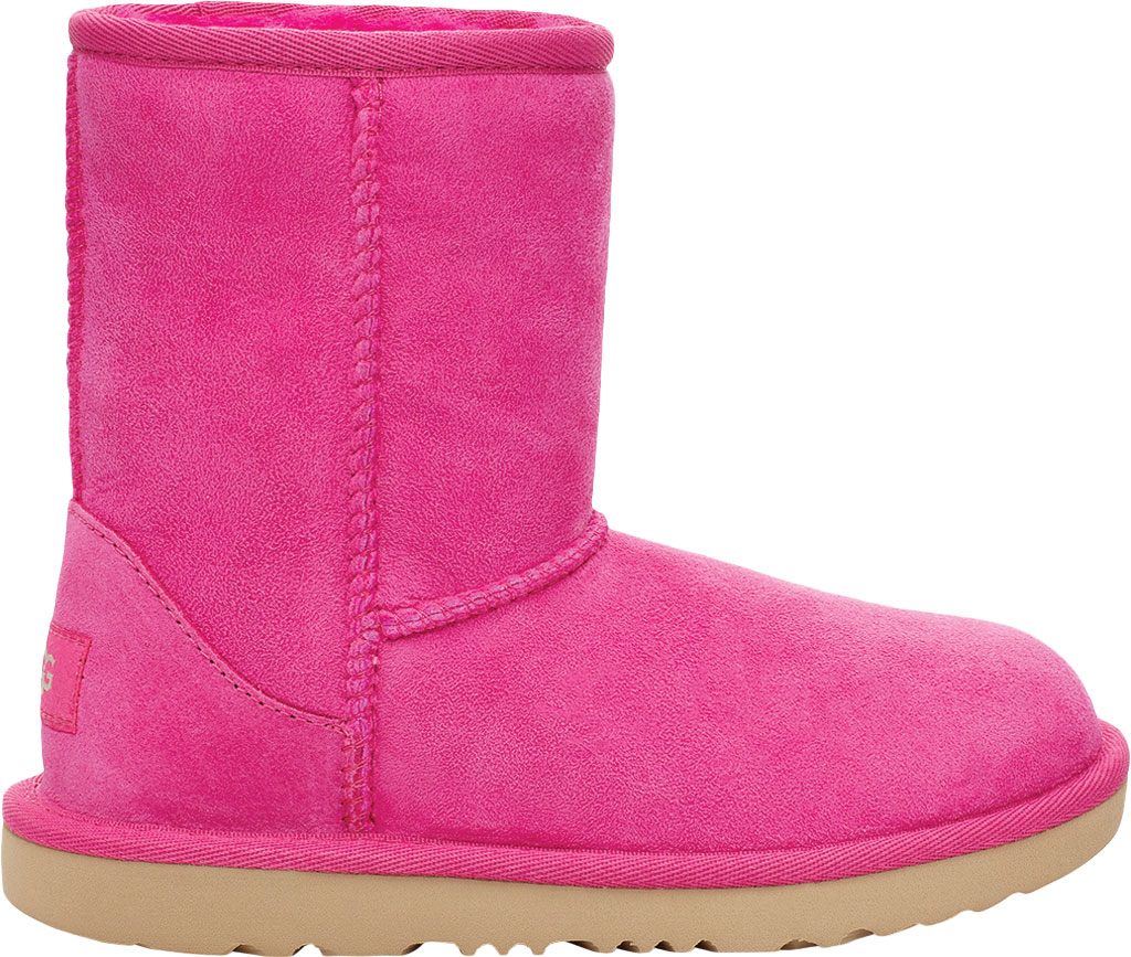 Infant UGG Classic II Toddlers Boot, Rock Rose Twinface Sheepskin, large, image 2