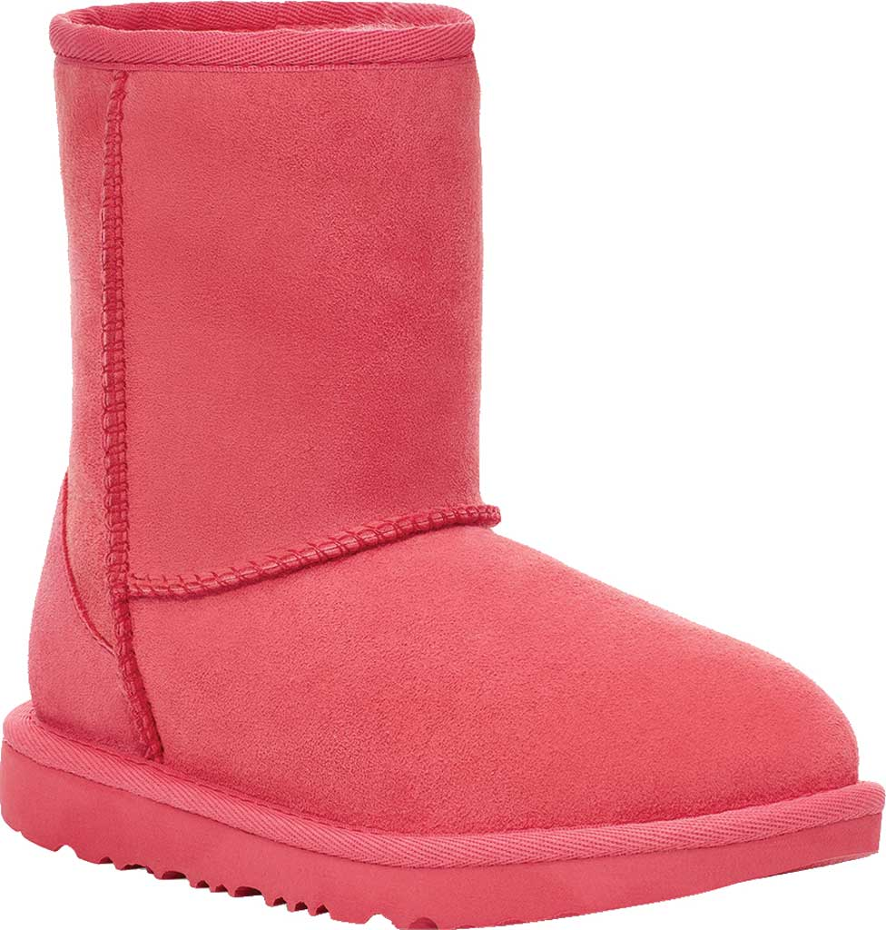 Infant UGG Classic II Toddlers Boot, Strawberry Sorbet Twinface Sheepskin, large, image 1