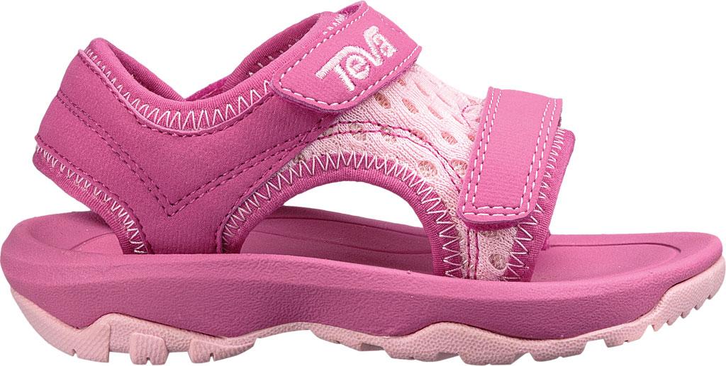 Infant Teva Psyclone XLT Walking Sandal, Pink Mesh, large, image 2