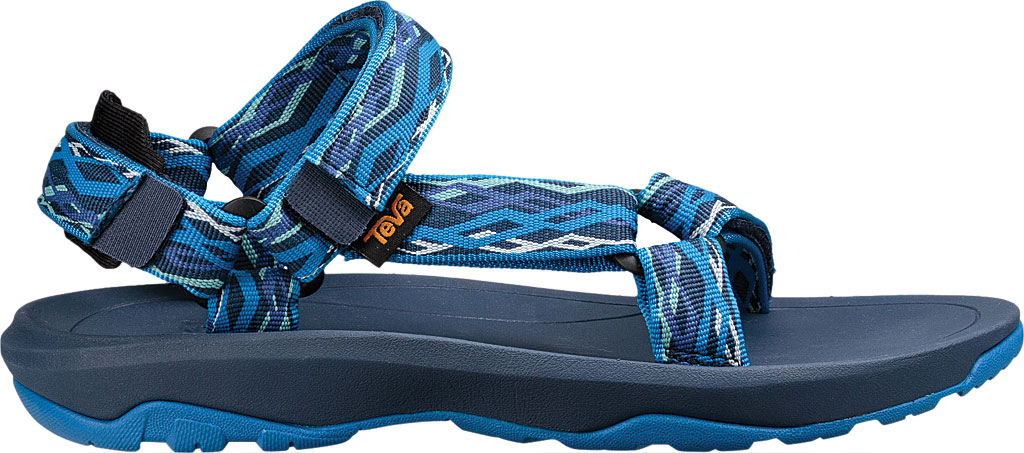 Children's Teva Hurricane XLT 2 Active Sandal Big Kid, Delmar Blue Textile, large, image 2