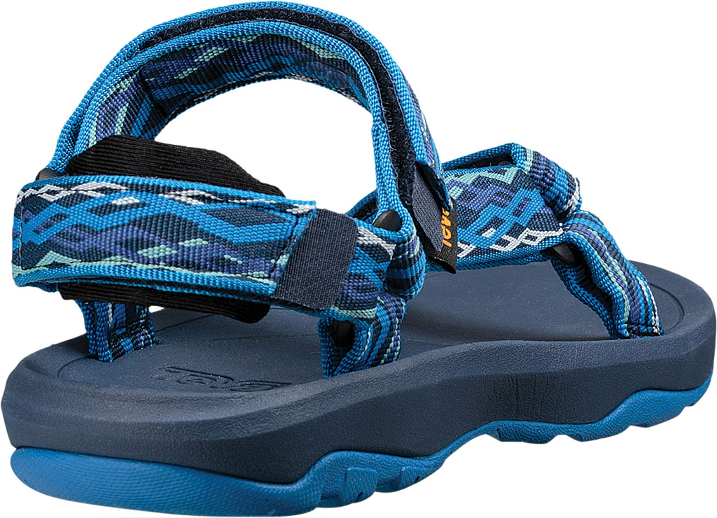 Children's Teva Hurricane XLT 2 Active Sandal Big Kid, Delmar Blue Textile, large, image 4