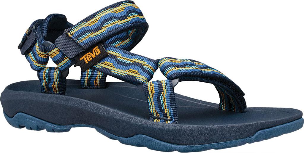 Children's Teva Hurricane XLT 2 Active Sandal Big Kid, Kishi Dark Blue Textile, large, image 1