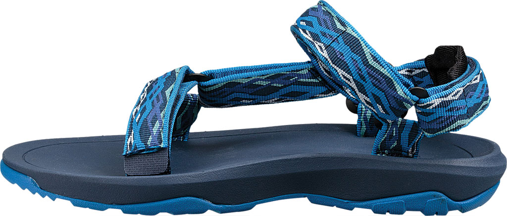 Children's Teva Hurricane XLT 2 Active Sandal Little Kid, Delmar Blue Textile, large, image 3