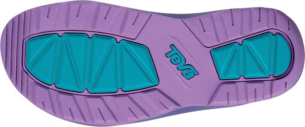 Children's Teva Hurricane XLT 2 Active Sandal Little Kid, Delmar Sea Glass/Purple Textile, large, image 6