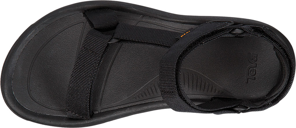 Women's Teva Hurricane XLT 2 Active Sandal, Black Textile, large, image 5