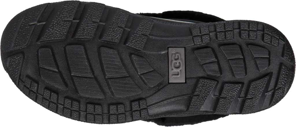 Children's UGG Butte II CWR Winter Boot, Black Leather/Suede, large, image 6